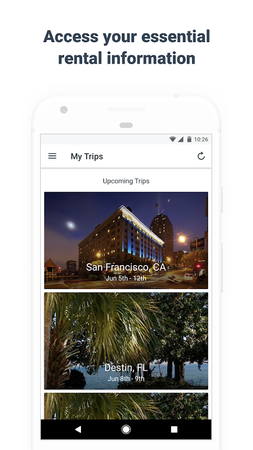 Homeaway vacation rentals android apps on google play for App ski mountain cabin rentals