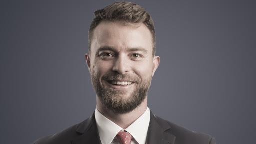 Chris Becker, blockchain lead, Investec.