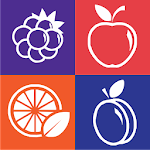Fruits: move and collect! Icon