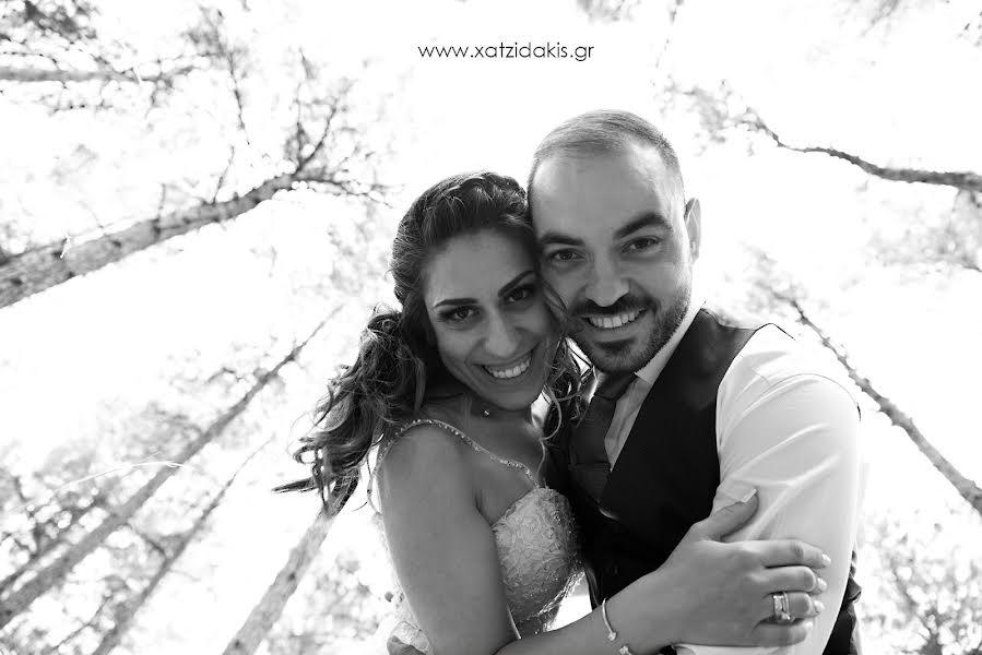 Hochzeitsfotograf Georgios Chatzidakis (chatzidakis). Foto vom 16.06.2021
