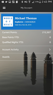 Hyatt Hotels- screenshot thumbnail
