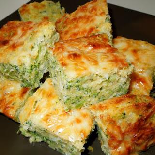 Broccoli Cheese Cornbread.