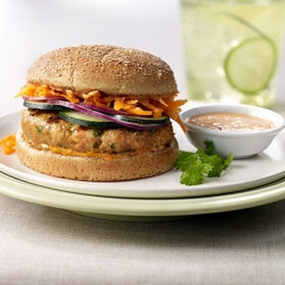 Sriracha Turkey Burger