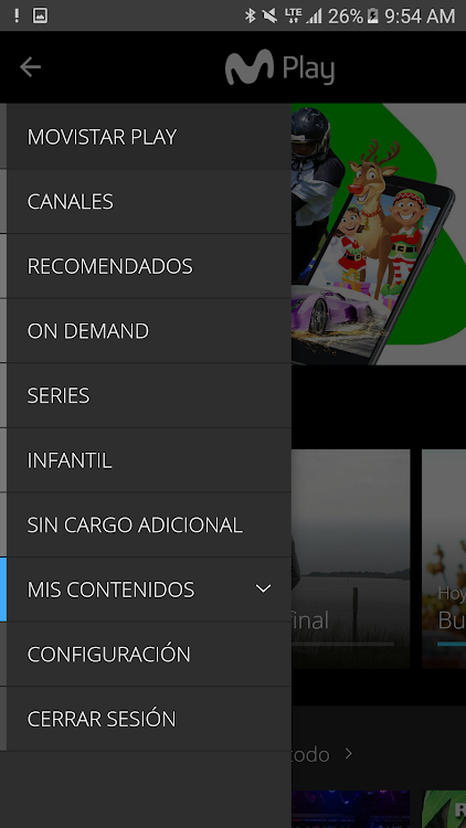 Movistar Play – (Android Aplikace) — AppAgg
