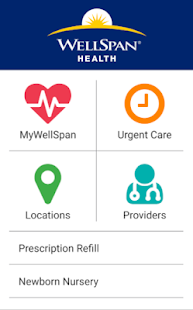 WellSpan Health- screenshot thumbnail