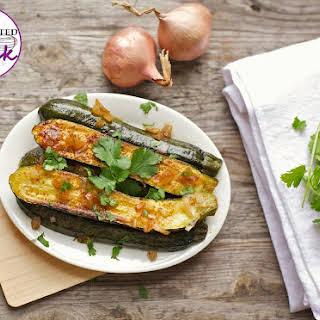 Braised Zucchini.