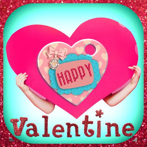 情人節 愛電子賀卡 攝影 App LOGO-硬是要APP