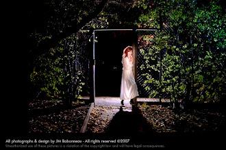 Photo: SIMONE in Copenhagen, Denmark, 2004. © photo by jean-marie babonneau all rights reserved www.betterworldinc.org