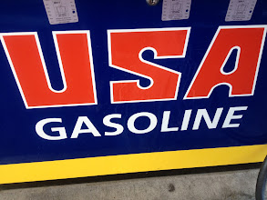Photo: I noticed a recent change in the gas company that's right there... I think it was formerly owned by Walmart, but now I'm not so sure...?
