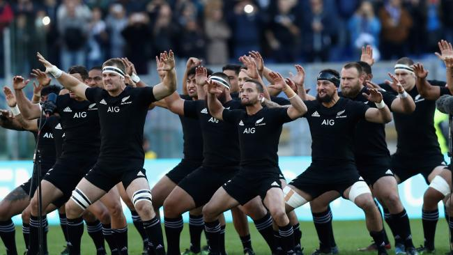 Rivals have been forced to seize on the slightest chink in the All Black's armour to build belief they are beatable in 2019's World Cup. Picture: GETTY IMAGES