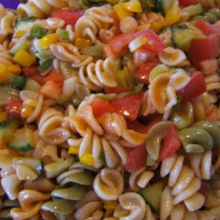 Ketchup Pasta Salad Recipes