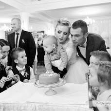 Wedding photographer Katarzyna Fręchowicz (demiartPl). Photo of 07.02.2018