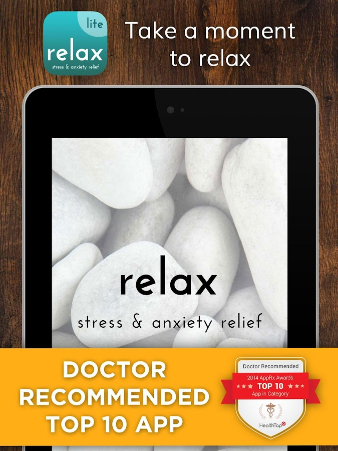 Relax Lite: Stress Relief- screenshot