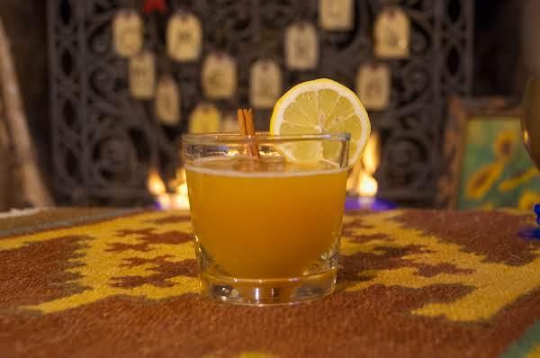 Beverage Essentials: Whiskey And Hot Cider Recipe