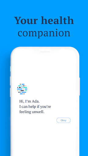 Ada – your health companion screenshot 1