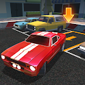 Car Parking 3D Pro : City car driving icon