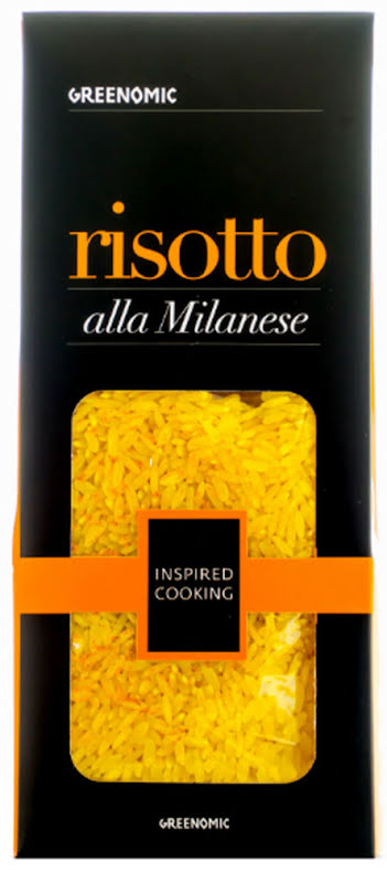Risotto alla milanese - Greenomic
