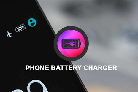 Phone Battery Charger - náhled