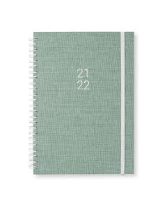 Kalender 2021-22 Newport vecka/notes Misty Green