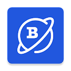 BLU Internet Browser :AdBlock,Light,Secure & Fast icon