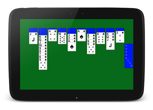 Spider Solitaire screenshot 6