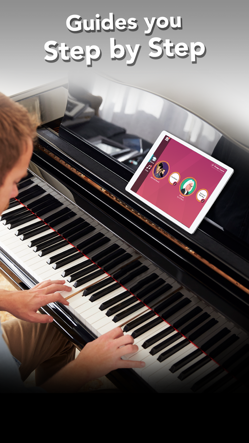Simply Piano by JoyTunes APK Cracked Free Download | Cracked