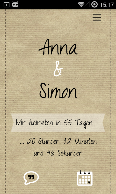 Ehe.Wir.Heiraten.- screenshot