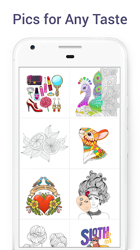 Chamy - Color by Number 1.2 app download 4