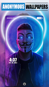 😈Anonymous Wallpapers HD😈 Hackers Wallpapers 4K Apk Download For Android 8