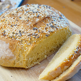Oven-fresh French Country Bread