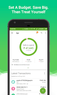 Money View Money Manager and Instant Personal Loan Screenshot