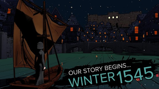 City Run London - Winter 1545- screenshot thumbnail