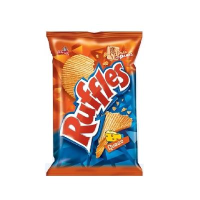 Snack Ruffles Queso 125Gr
