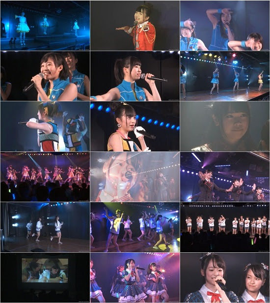 (LIVE)(公演) AKB48 チーム8 「会いたかった」 初日公演 150905