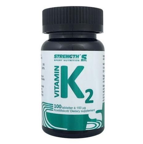 Strength Vitamin K2