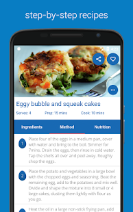 Egg Recipes - Quick, Easy & Healthy Recipes- screenshot thumbnail