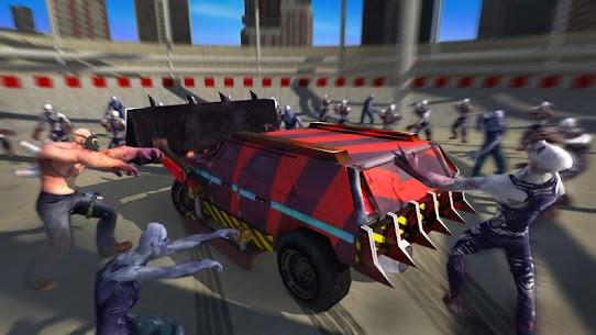 Zombie Smash : Road Kill MOD (Unlimited Money/All Cars Open) 1