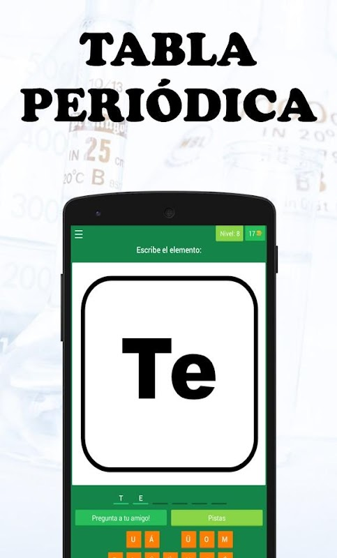 Download periodic table mod apk 352dk latest version unlimited periodic table unlocked mod unlimited money urtaz Choice Image
