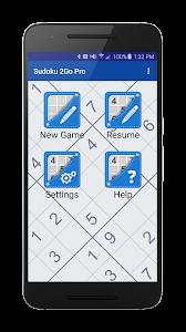 Sudoku 2Go Free 2.12