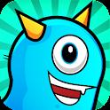 Super Whack A Alien Mole World icon