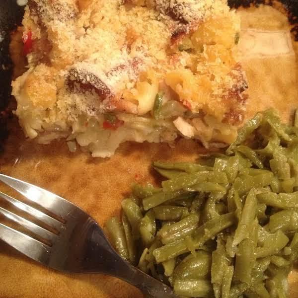 Kitchen sink mac cheese recipe just a pinch recipes workwithnaturefo