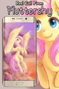 call from fluttershy the best - náhled