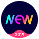 New Launcher 2019 themes, icon packs, wallpapers APK