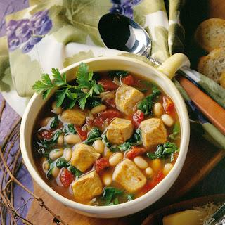 Italian Cupboard Soup.