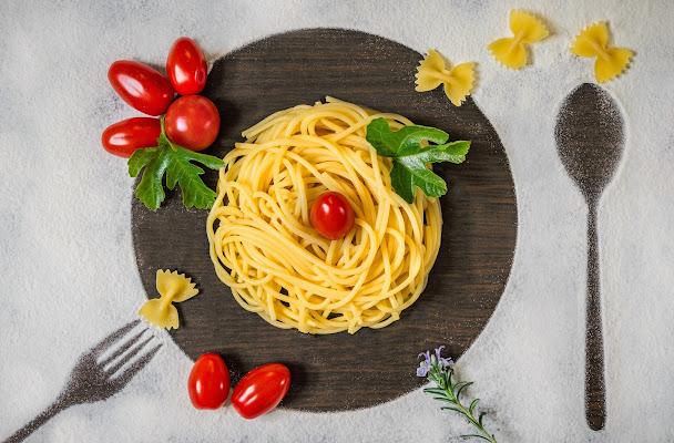 spaghetti al pomodoro di Rino Lio