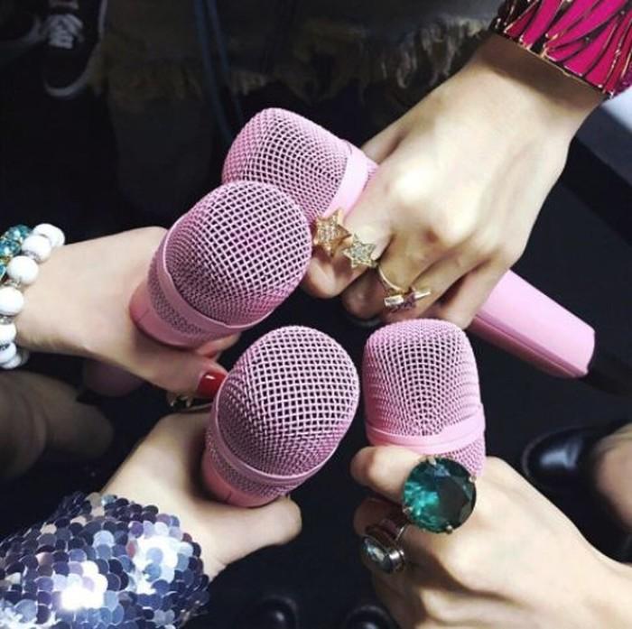blackpink mic