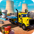 Offroad Nuclear Waste Transport - Truck Driver