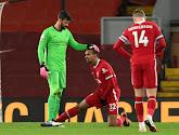 Liverpool: fin de saison pour Joël Matip