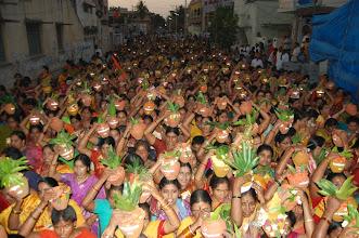 Photo: Sahasra Tulasi Srinivasam (Nalgonda, AP, India - 2012 Jan 18, 19)