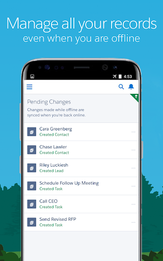 Salesforce 15.2 screenshots 5